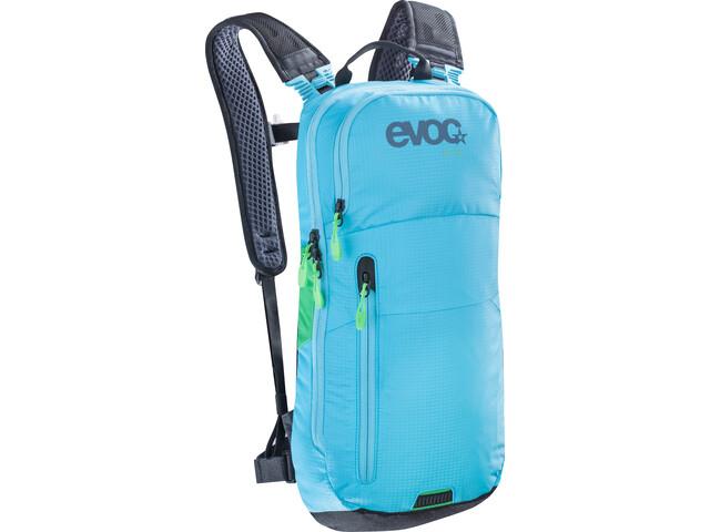 EVOC CC reppu 6 L, neon blue